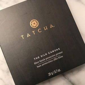 Tatcha Makeup - Tatcha Silk Canvas Filter Finish Protective Primer